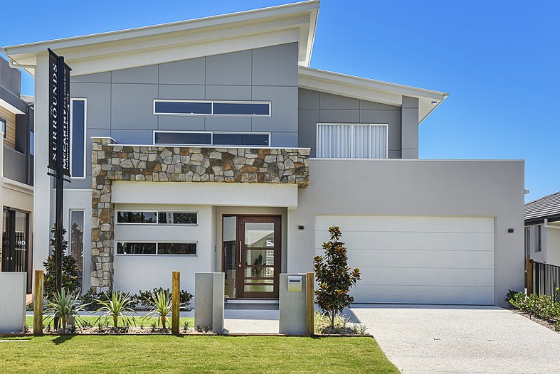 Brand New Display Home Awaits Its New Owner